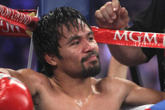 Manny Pacquiao's Fight with Chris Algieri Is a Wasteful Disgrace for Pac-Man