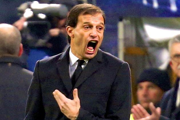What Juventus Can Expect from Former Milan Coach Massimiliano Allegri