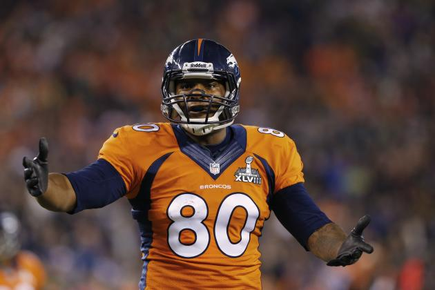 Broncos Should Be Patient in Extension Talks with TE Julius Thomas