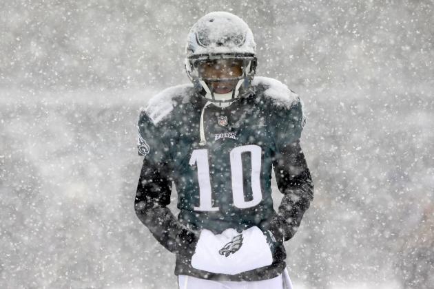 The Redskins Should Be Concerned About DeSean Jackson's Cold-Weather Struggles