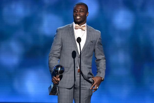 2014 ESPY Best Play: Winner, Acceptance Speech and Twitter Reaction