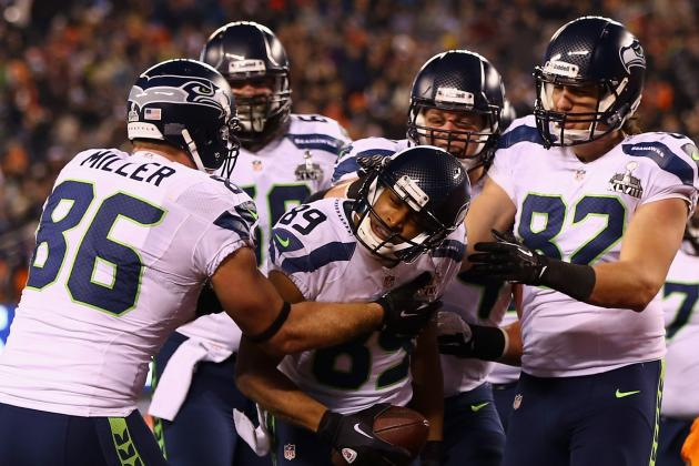 Seahawks Claim 2014 ESPY for Best Team
