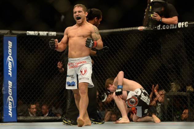 Chad Mendes Thinks Jose Aldo 'Definitely' Using Performance-Enhancing Drugs