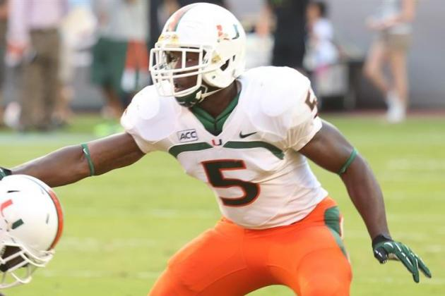 Miami Football: 3 Backups Critical to the Hurricanes' Success in 2014