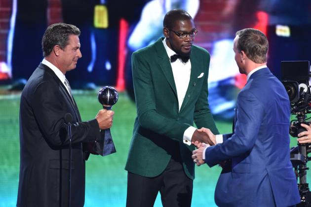 ESPY 2014 Winners: Most Surprising Award Results from ESPN's Event
