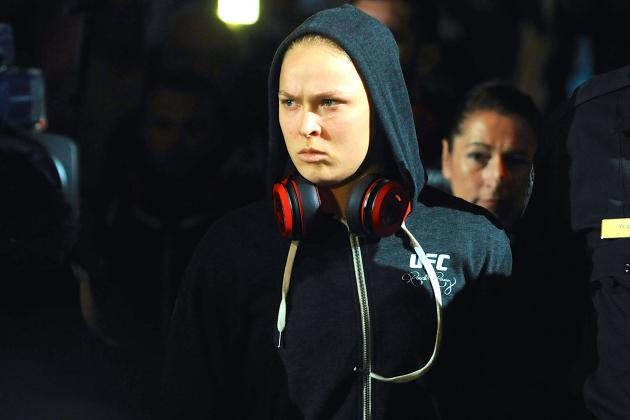 Ronda Rousey Becomes First Mixed Martial Artist to Win an ESPY Award