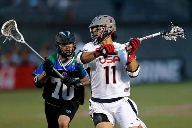 USA vs. Australia: 2014 World Lacrosse Championships Game Date and Start Time