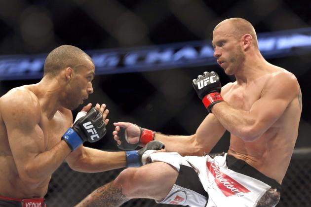 UFC Fight Night 45 Results: Recapping the Fight Night Bonuses