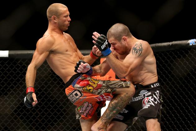 Donald Cerrone vs. Jim Miller: Video Highlights From Main Event