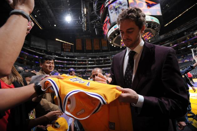 Why Lakers Fans Should Root for Pau Gasol to Succeed with Chicago Bulls