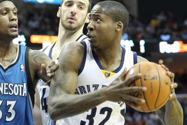Everything Lakers Fans Need to Know About New Signee Ed Davis