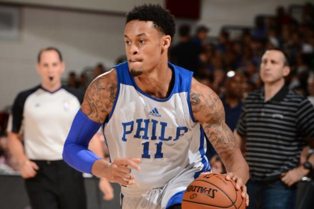 Realistic Expectations for Philadelphia 76ers' KJ McDaniels This Season