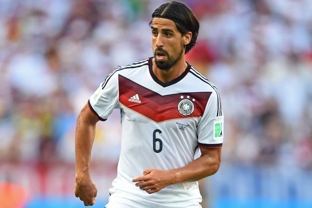 Arsenal Transfer News: Players Most Affected by Potential Sami Khedira Deal