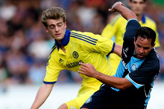 Chelsea's Patrick Bamford Lays Down a Marker in Pre-Season Rout