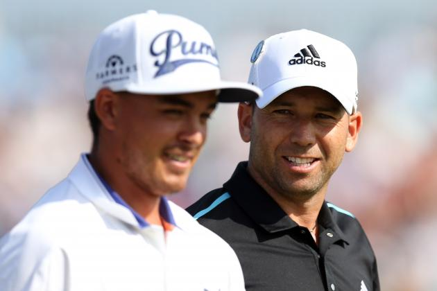 British Open Results 2014: Real-Time Updates for All Day 1 Leaders