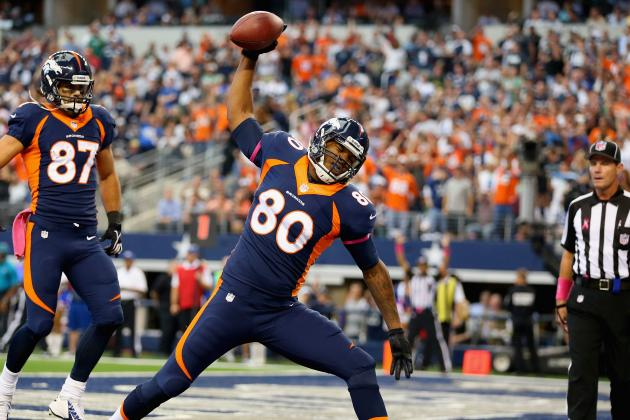 Elway: We Want to Keep Julius Thomas, but He's No Jimmy Graham