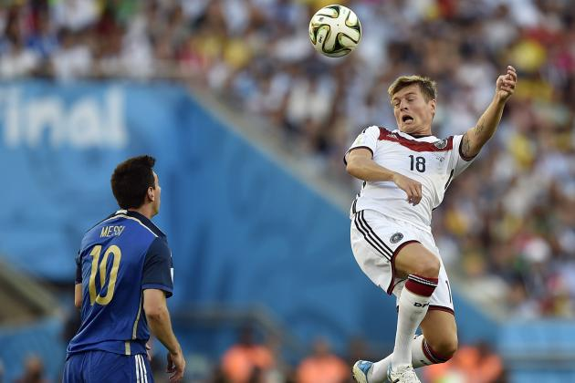 How Does Toni Kroos Transfer Help Real Madrid's La Liga Title Quest?