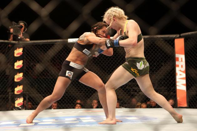 UFC Made a Mistake by Putting First Women's Strawweight Bout on Fight Pass