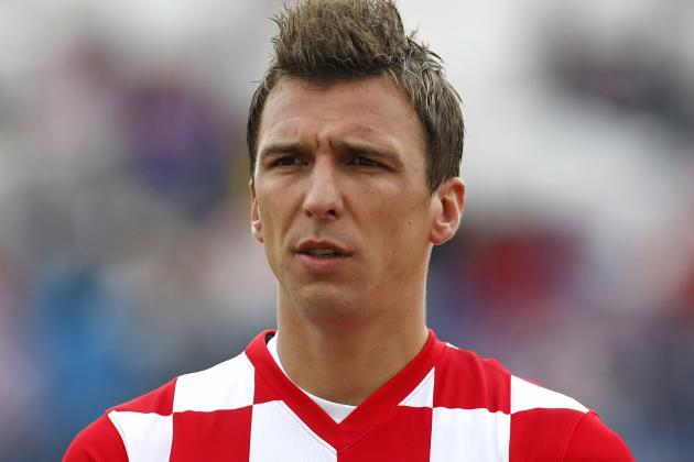 Mario Mandzukic and Atletico Madrid Are a Great Match