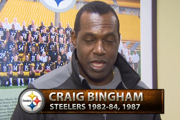 Craig Bingham on Training Camp Under Chuck Noll