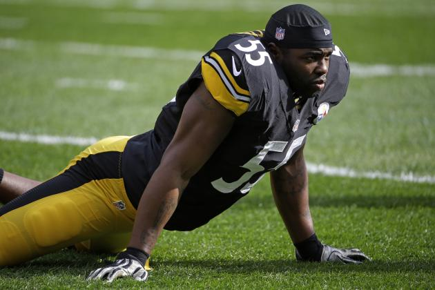 Buffalo Bills Ink Former Steelers ILB Stevenson Sylvester