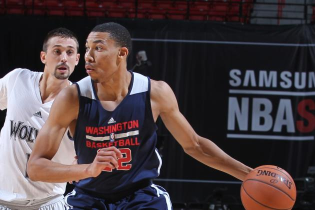 2014 Las Vegas Summer League: Otto Porter Makes His Presence Felt