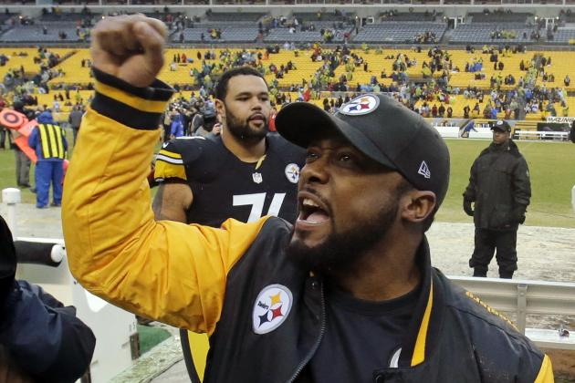 Report: Steelers Worth $1.118 Billion