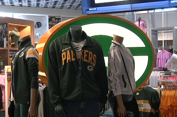 New Packers Pro Shop Magic