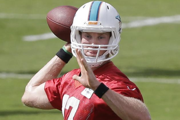 Ryan Tannehill Set for a Breakout Season
