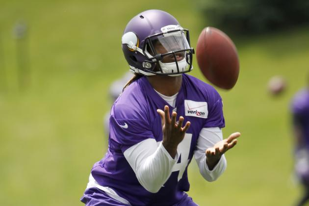 Camp preview: Minnesota Vikings