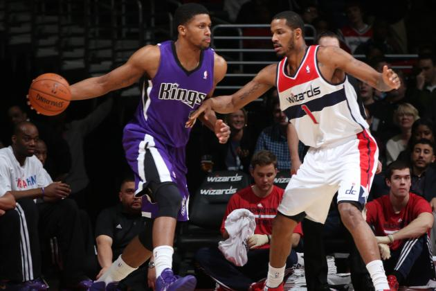 Gay: 'Too Many Ticket Requests' If I Played for Wizards