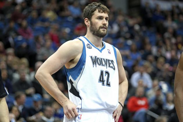 Minnesota Timberwolves Must Stay Patient with Kevin Love Trade