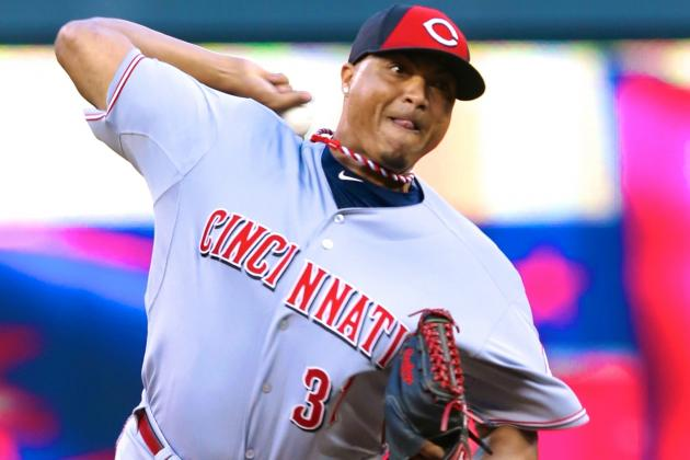 How Alfredo Simon Has Become MLB's Biggest Mound Surprise in 2014