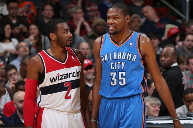 Report: Wizards Hire KD's High School Coach