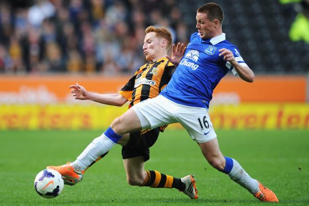 James McCarthy Feeling Fresh and Ready for Success with Everton FC