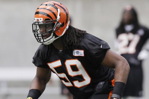 Camp Preview: Cincinnati Bengals