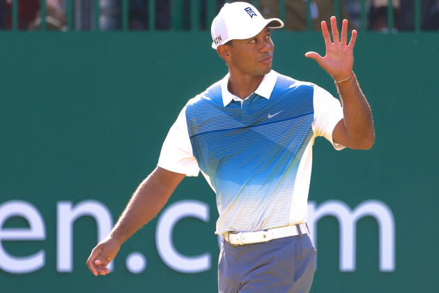 Confident Tiger Woods Defies Doubters with Impressive Day 1 at 2014 British Open