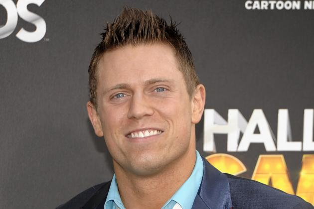 The Miz Must Win the Intercontinental Title Battle Royal at Battleground