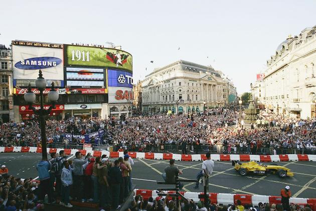 Is London GP Street Race Closer After Latest News, and Would It Be a Success?