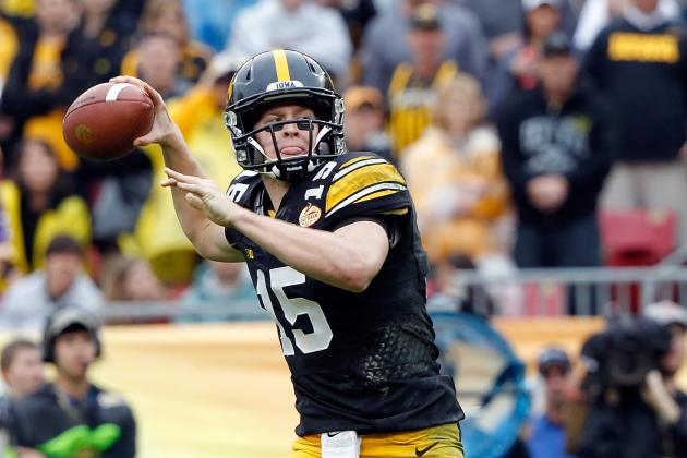 Jake Rudock Keeps Focus Solely on Iowa