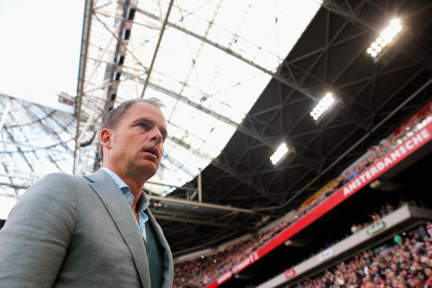 Frank De Boer Admits He Wanted Spurs Job This Summer