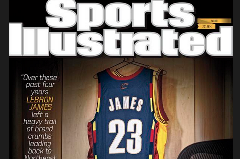 SB Nation: Breaking Down LeBron's SI Cover