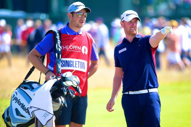 Factory Worker John Singleton Living His Dream by Playing in Open Championship