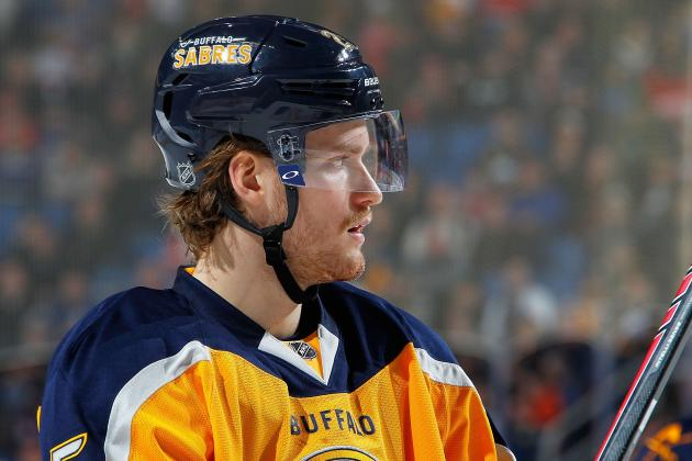 Mikhail Grigorenko Looking to Stick with Buffalo Sabres