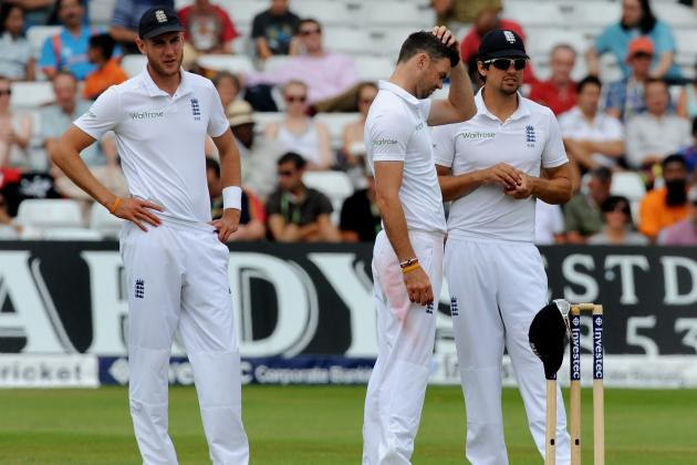 England Finally Get a Green Wicket, But Bowlers Blow Their Chance vs. India