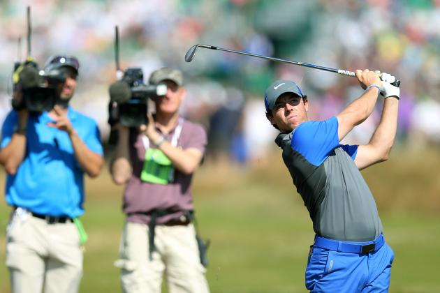 British Open Schedule 2014: Day 2 Tee Times, TV Coverage, Live Stream and Picks