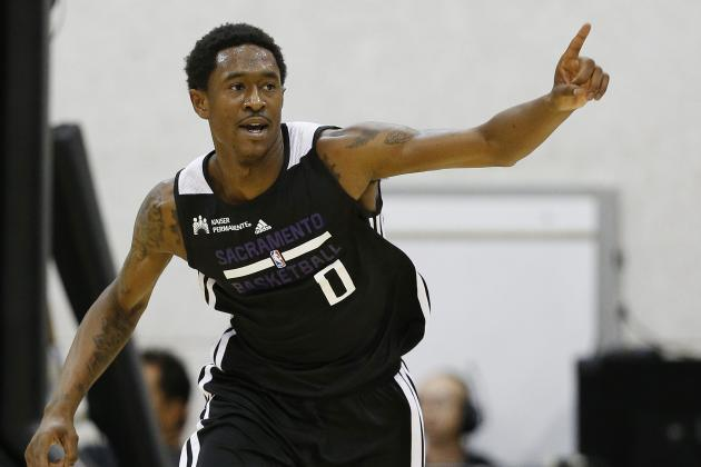 Marshon Brooks Using Kings Summer League to Prove NBA Worth