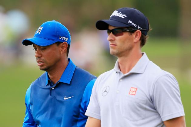 British Open Odds 2014: Updated Betting Lines After Day 1 Leaderboard Results
