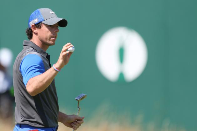 British Open 2014 Leaderboard: Twitter Reacts to Day 1 Results and Standings