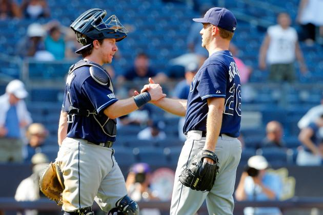 Rays Place Ryan Hanigan on the Disabled List